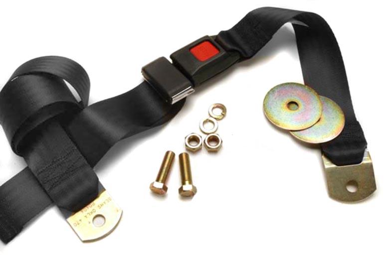 Scout II, Scout 80, Scout 800 Lap Belt (Seat Belt)