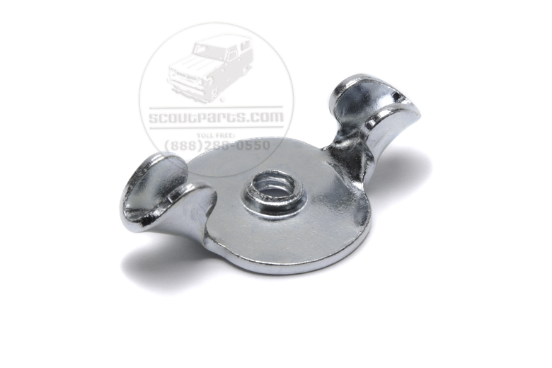 Scout II, Scout 80, Scout 800 Air Cleaner Retainer Nut