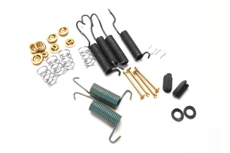 Scout II, Scout 800 Dana 44 Brake HardwareSpring Kit