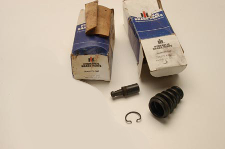 Clutch Master Cylinder Rebuild Kit  - New old stock