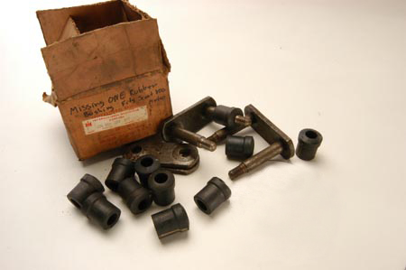 Shackle kit