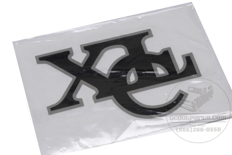 Scout II XLC Decal - New