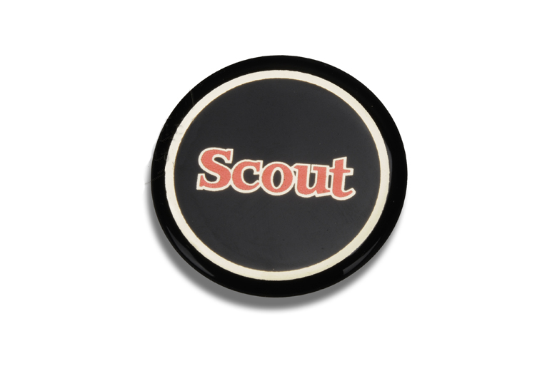 Scout II Shift Knob Decal