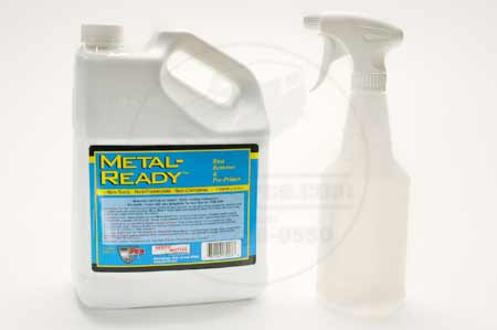 Scout II, Scout 80, Scout 800 POR-15 METAL-READY Metal EtchSurface Preperation - GALLON