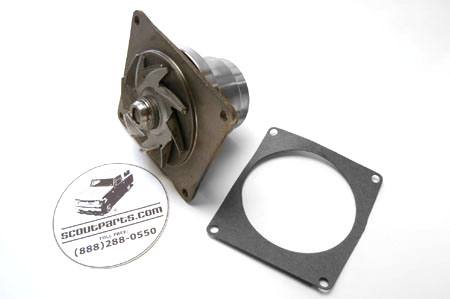 Water Pump for IH Engines, NEW