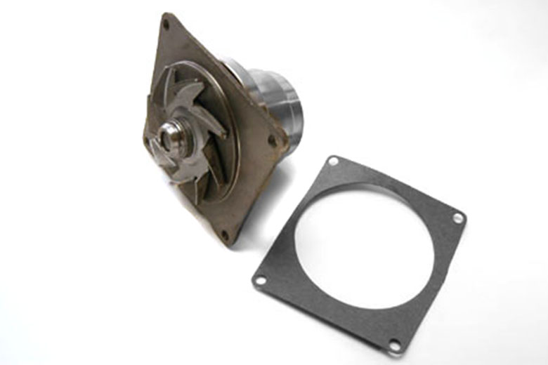 Scout II, Scout 80, Scout 800 Water Pump For IH Engines, NEW