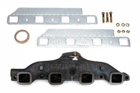 Scout II, Scout 80, Scout 800 Exhaust Manifold - IH (152, 196, 266, 304, 345)