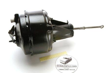 Scout II Rebuilt Brake Booster Dual Chamber