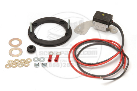 Pertronix Ignitor Kit (152 ci motor, Delco Distributor)
