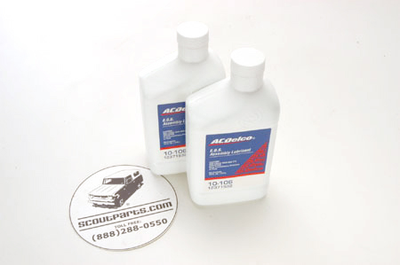 Engine Assembly Lubricant