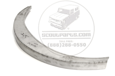 Rear Fender Wheelwell  Fillers