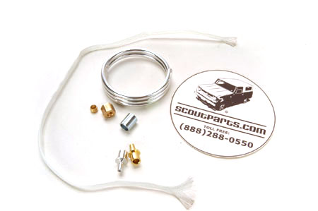 Scout II, Scout 800 Automatic Choke Repair Kit Hot Air Tube