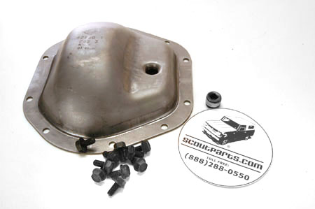 Scout II, Scout 80, Scout 800 D-44 Axle Differential Cover Kit, NEW