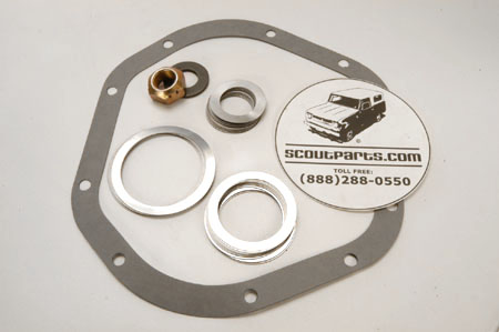 D-44 Differential Shim Kit