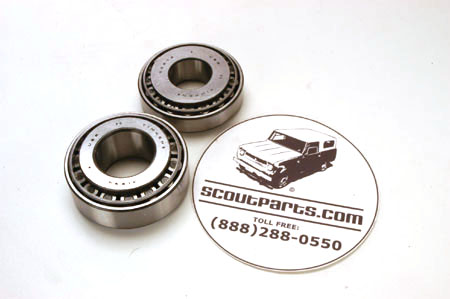 D-44 Pinion Bearing Kit