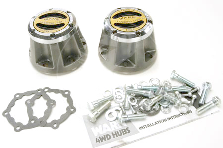 Scout 80, Scout 800 Warn Locking Hubs