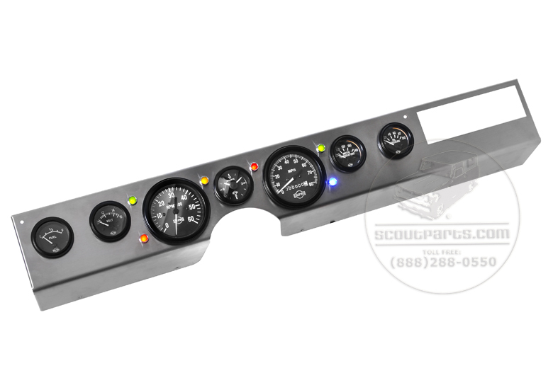 dash panel new kit combo international scout parts scout ii parts your authorized ih
