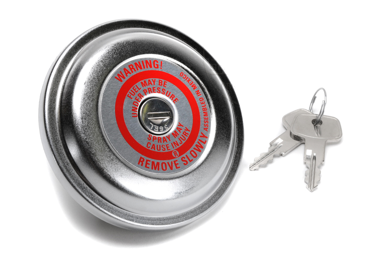 Scout II Locking Gas Cap, Protect Your Gasoline