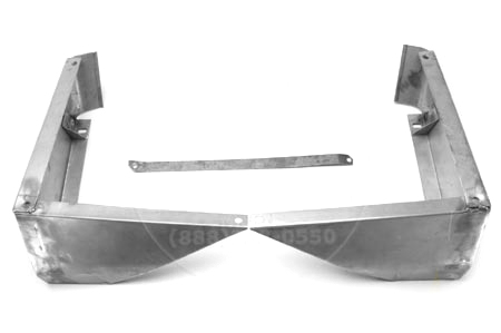 Bench Seat PedestalsSeat Base Kit
