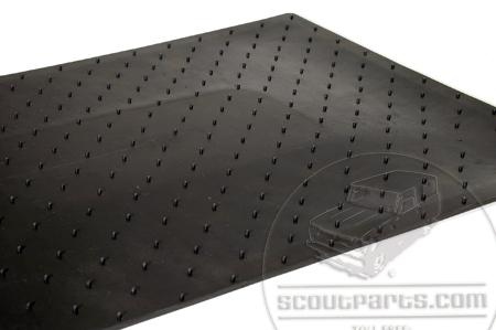 Scout II, Scout 80, Scout 800 Floor Mat Triple Diamond Logo