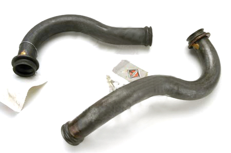 Scout II, Scout 80, Scout 800 New Engine Coolant Pipes (Water Pipes)