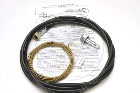 Speedometer Cable Kit - Universal