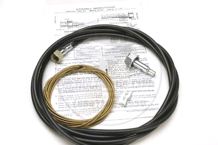 Scout II, Scout 80, Scout 800 Speedometer Cable Kit - Universal