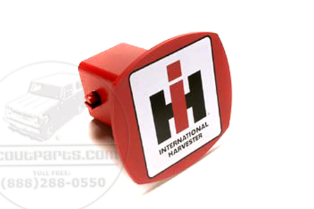 IH Hitch Cover. Your IH lover will love it