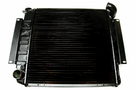 Scout II Radiator - Brand New 3 Core Replacement