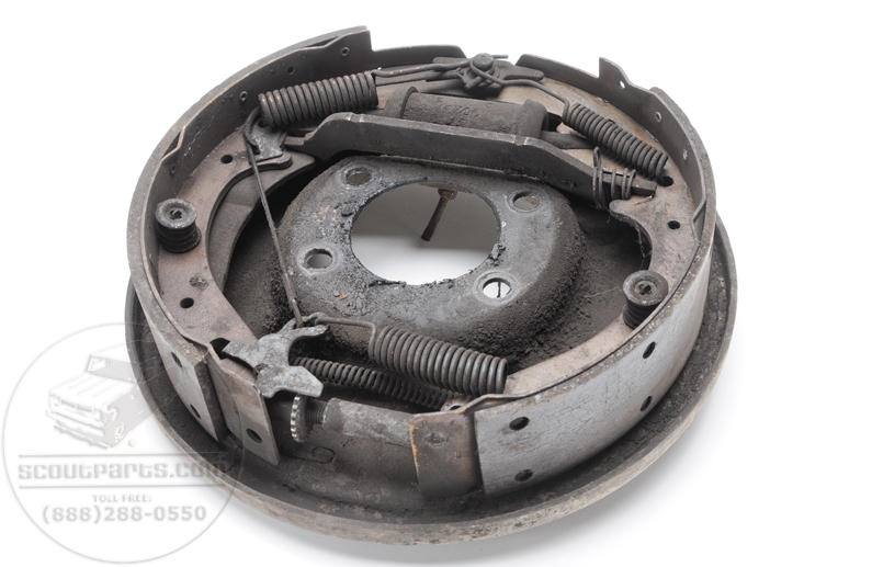 Scout II Backing Plate - Used Loaded (Dana 44)