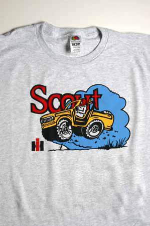 "IH Cartoon ""Scout"" T-Shirt"