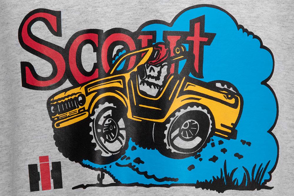 "IH ""Scout"" Cartoon T-Shirt"