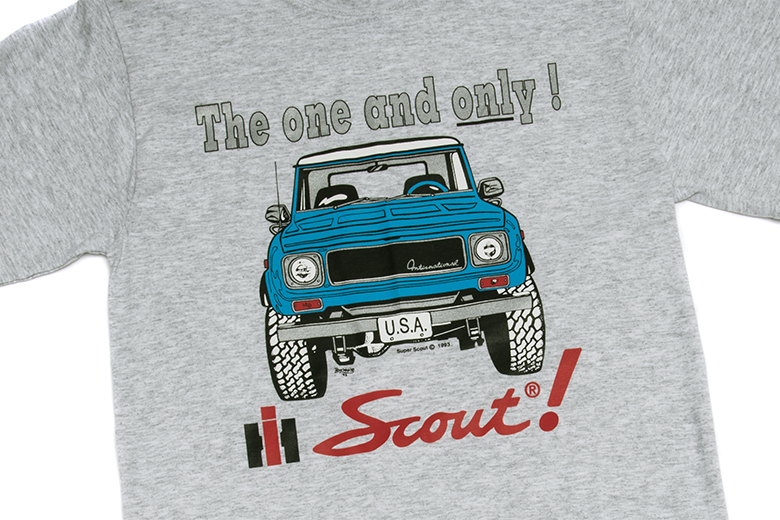 "IH Scout ""The One And Only"" T-Shirt"