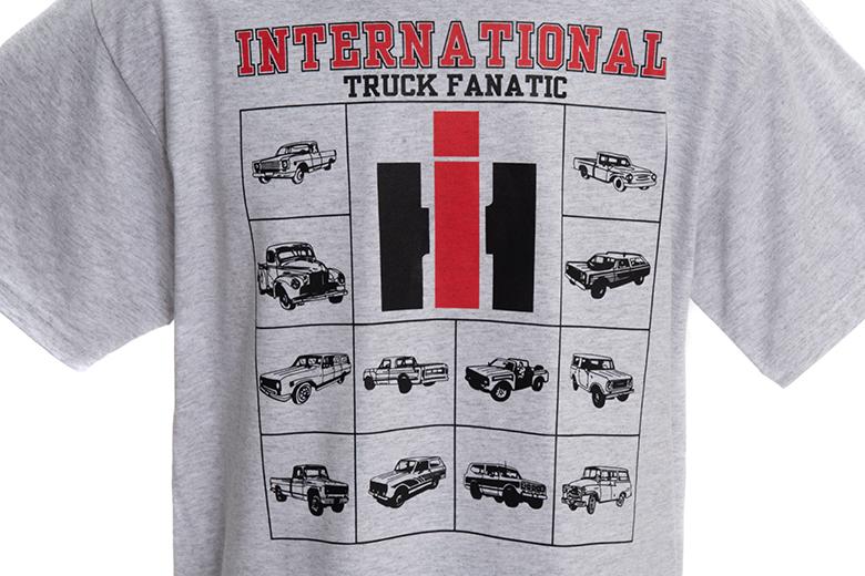 "Scout II IH ""Truck Fanatic"" T-Shirt"