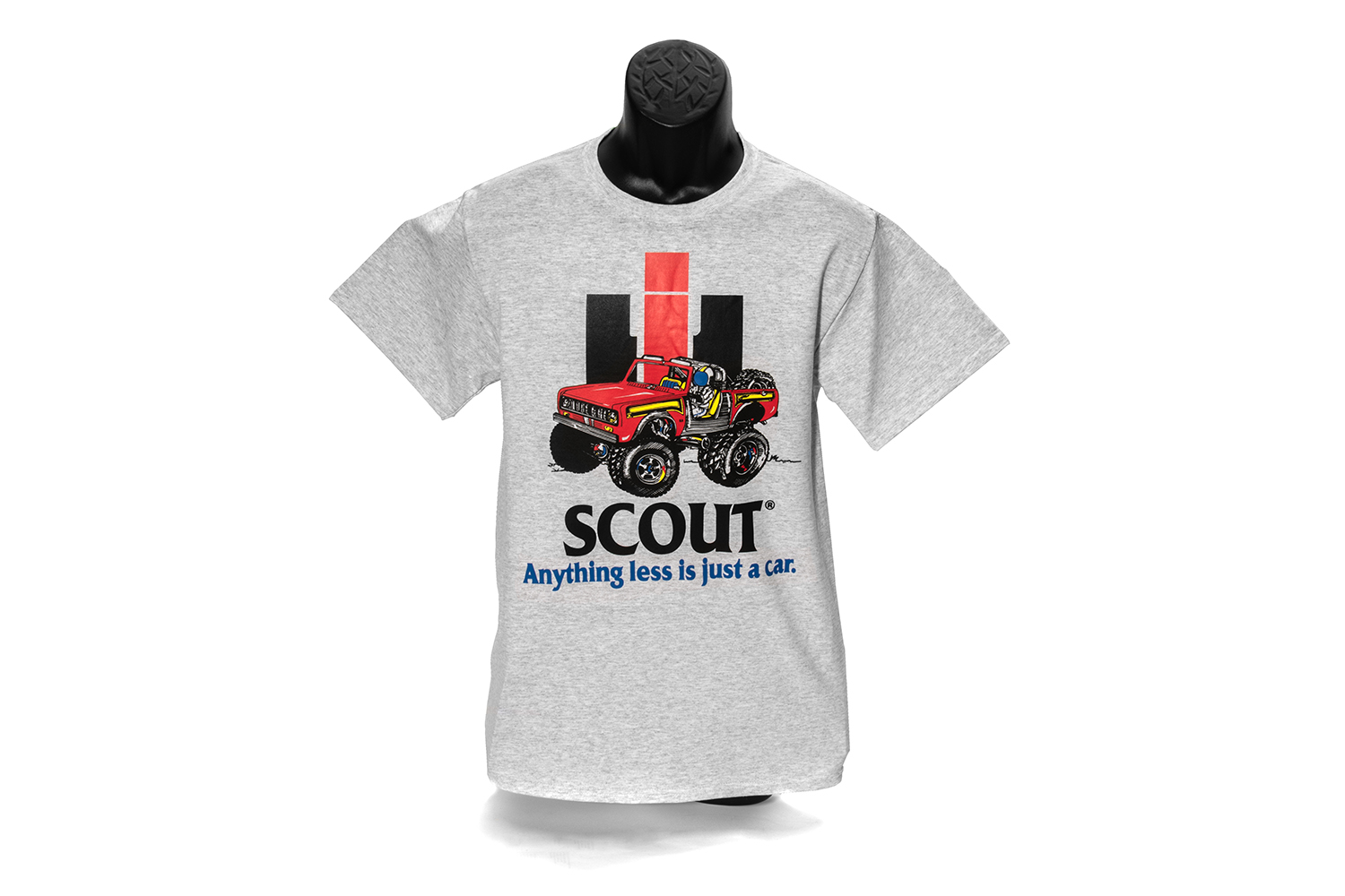 """Scout II IH Scout """"Anything Less Is Just A Car"""" T-Shirt"""