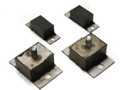 3 Speed Transmission Mount Kit- Original Type