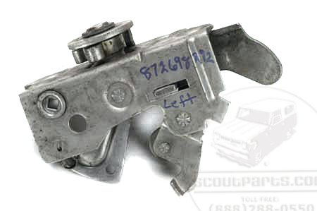 Scout 800 Door Latch (Left)