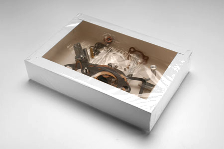 Holley Model 1940 Carburetor http://scoutparts.com/products/?view=product&product_id=14519