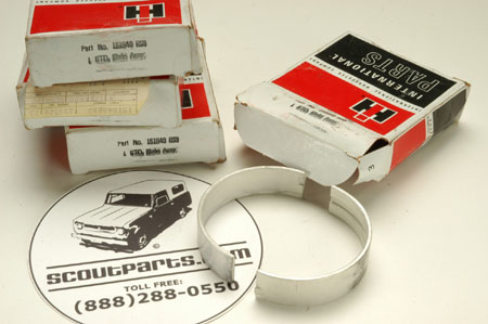 Main Bearings - new old stock