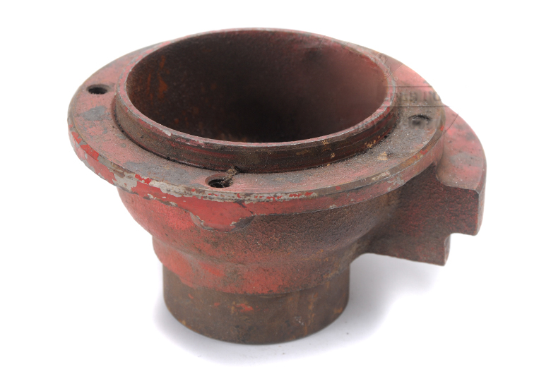 Scout II, Scout 80, Scout 800 - Hub crank shaft pulley - Harmonic Balancer
