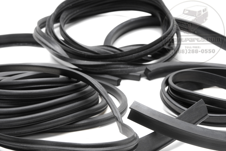 Scout 80, Scout 800 Complete Weatherstrip Seal Kit
