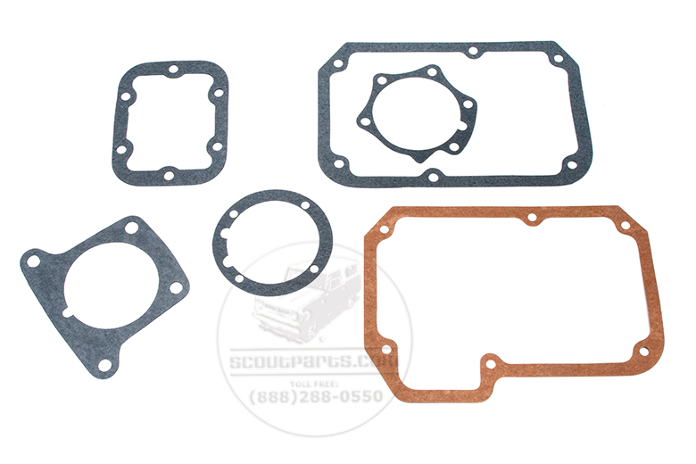 Scout II 4 Speed Gasket Kit