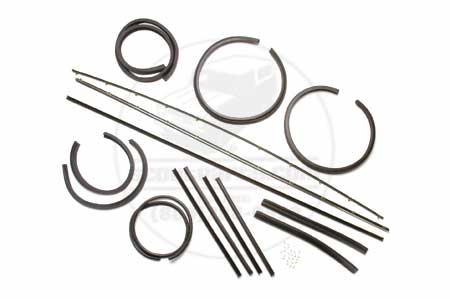 Tailgate Seal Kit For 69-72 Travell-all