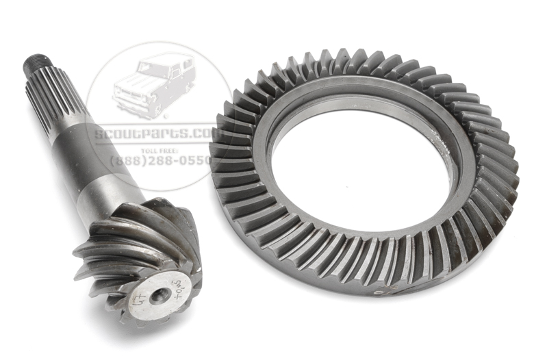 Scout II, Scout 800 Ring And Pinion - Dana 44 New (All Ratios)