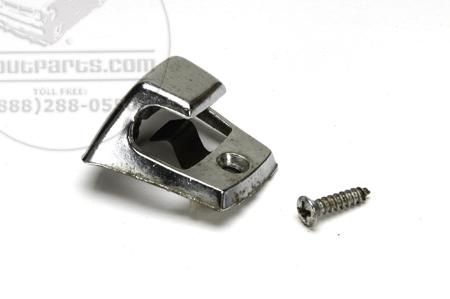 Visor Clip Sun Visor retainer - used