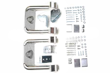 Scout II Side Step Kit for Lifted Scouts