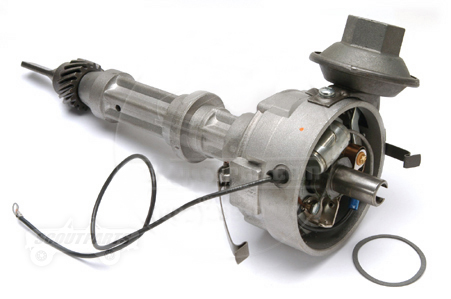 Distributor V8 (Points Type)