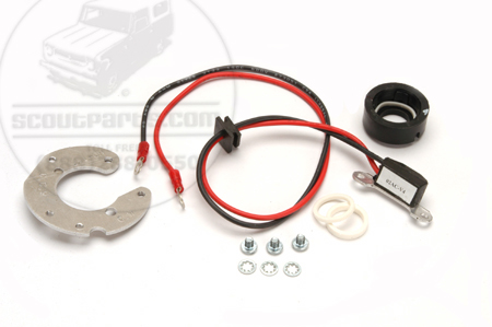 Pertronix Ignitor Kit For 196ci Holley Eliminates Gold Box