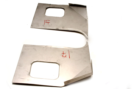 Scout II Complete Lower Kick Panel (71-80 IH Scout)