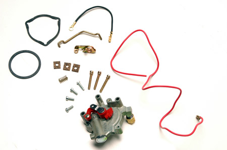 Scout II, Scout 800 Electric Carb Choke Kit